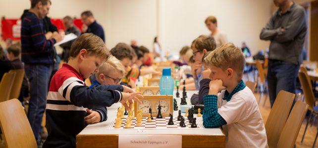 Eppinger Jugendopen – Turniersieg für Danil Shapiro
