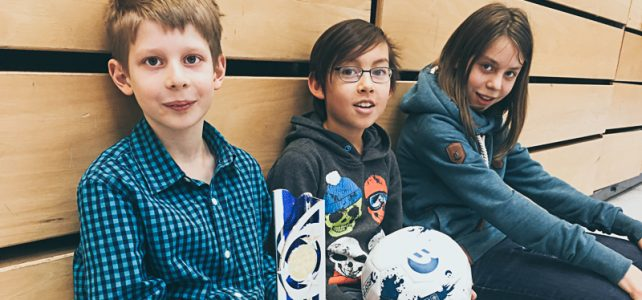Danil Shapiro Sieger der U12 beim Leintal-Jugend-Cup